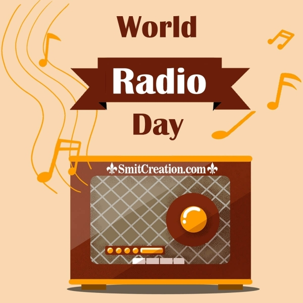 World Radio Day Image