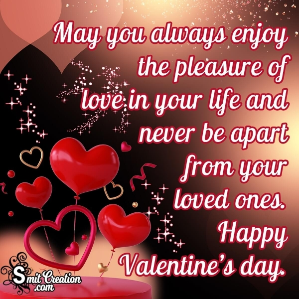 Happy Valentine's Day Wish Image