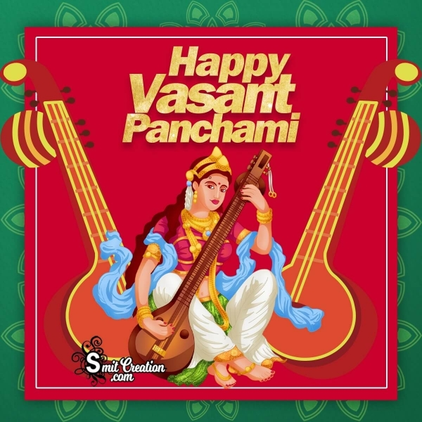Happy Vasant Panchami Photo