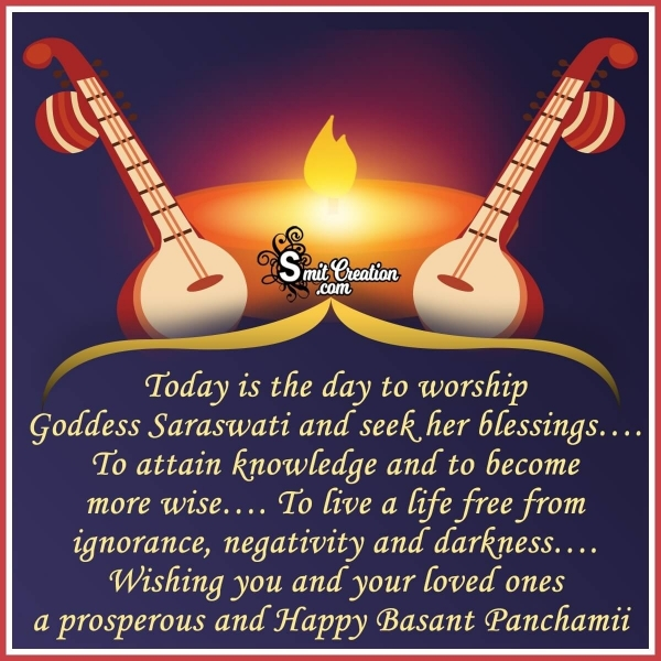 Happy Vasant Panchami Messages