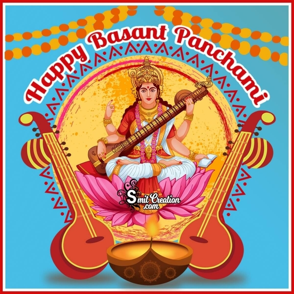 Happy Vasant Panchmi Image