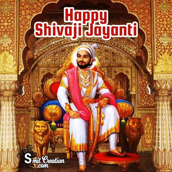 Happy Shivaji Jayanti
