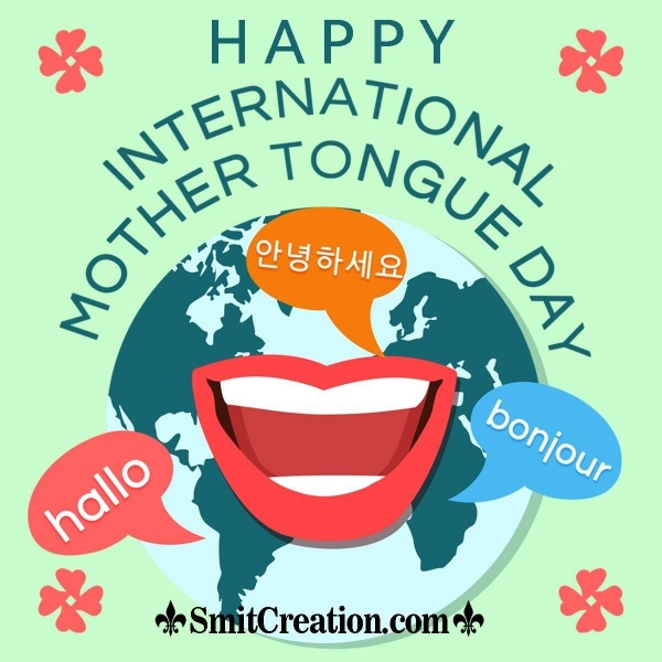Happy International Mother Tongue Day
