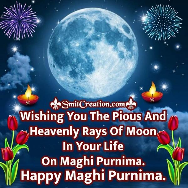 Happy Maghi Purnima Wish Image