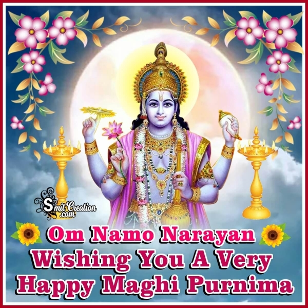Wishing A Very Happy Maghi Purnima