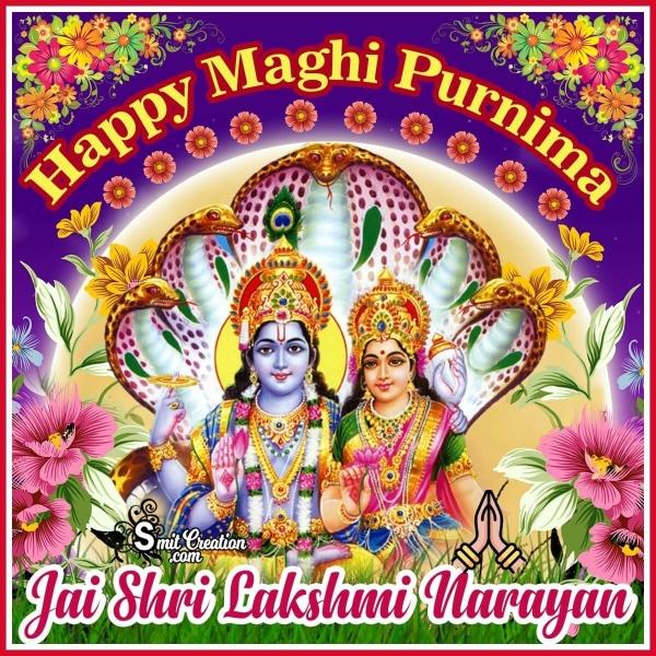 Happy Maghi Purnima Wish Picture
