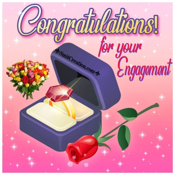 Congratulations For Your Engagement
