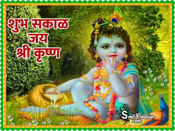 Shubh Bal Krishna Pic