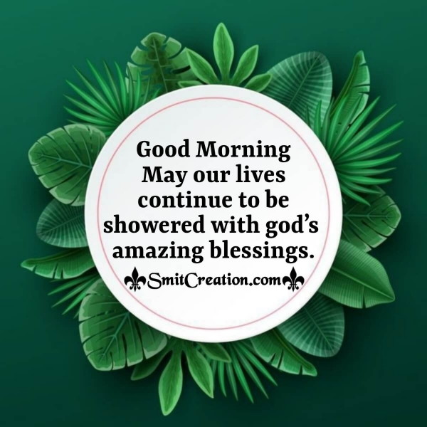 Good Morning Blessings Images with Quotes for Best Wishes