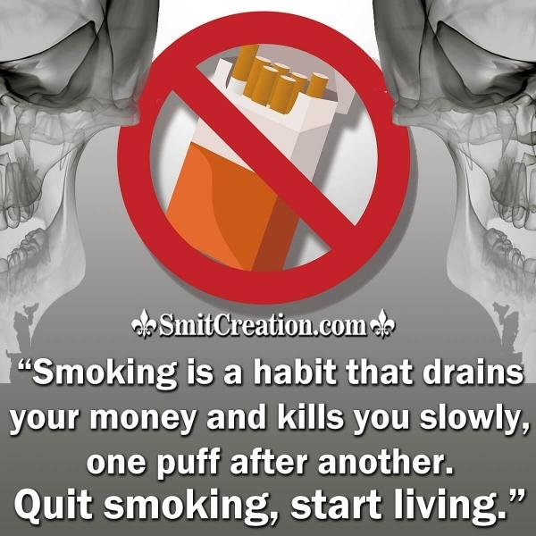 Inspiring Quotes to Quit Smoking