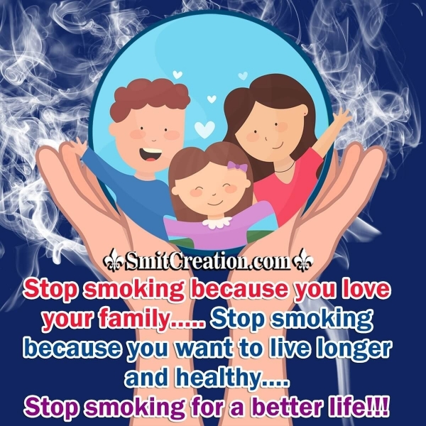 No Smoking Day Messages