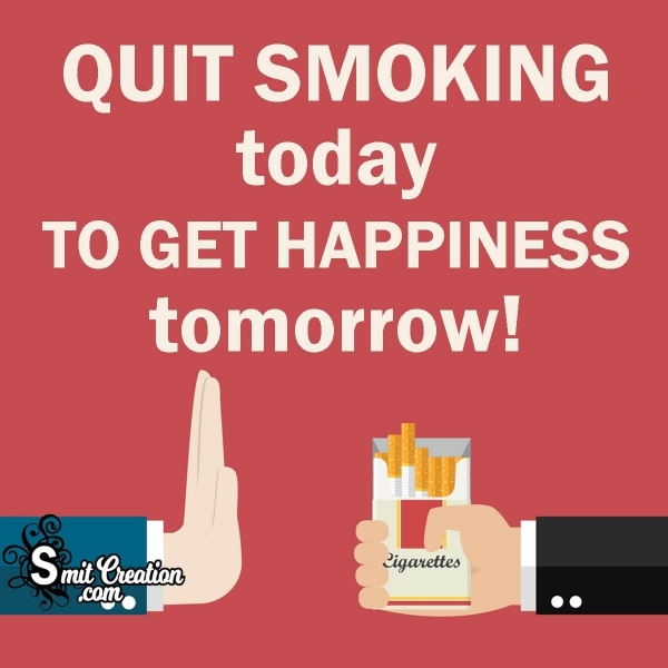 Quit Smoking Quote