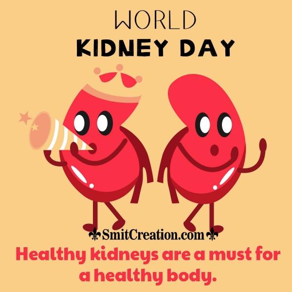 World Kidney Day Slogans
