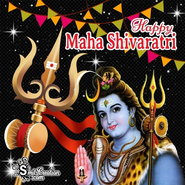 Happy Maha Shivratri Picture