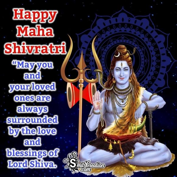 Happy Maha Shivratri Messages