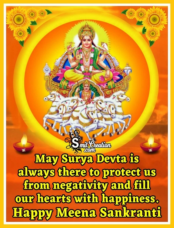 Happy Meena Sankranti Wishes