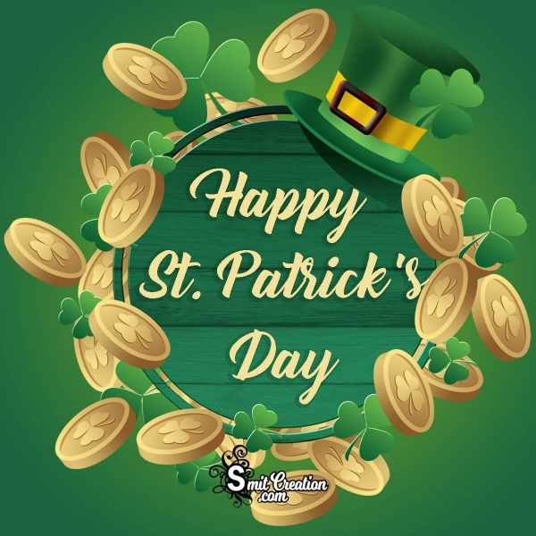 Lovely Image Of Happy St. Patrick's Day