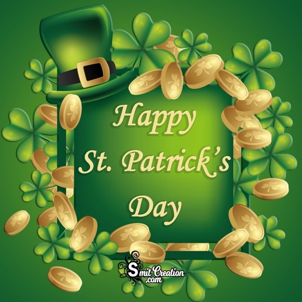 Lovely Pic Of Happy St. Patrick's Day