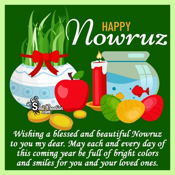 Happy Nowruz Blessings