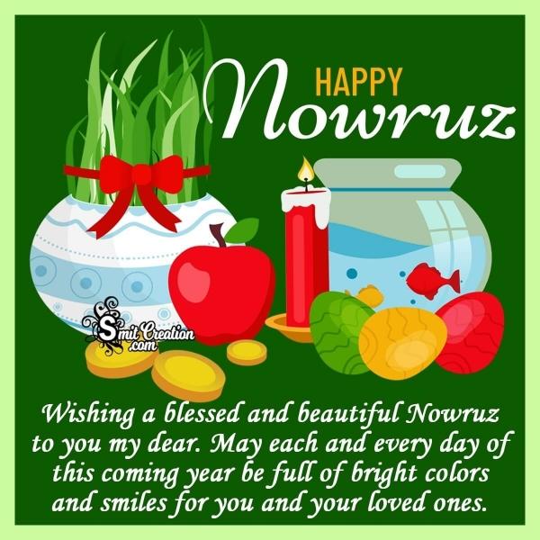 Happy Nowruz Blessings