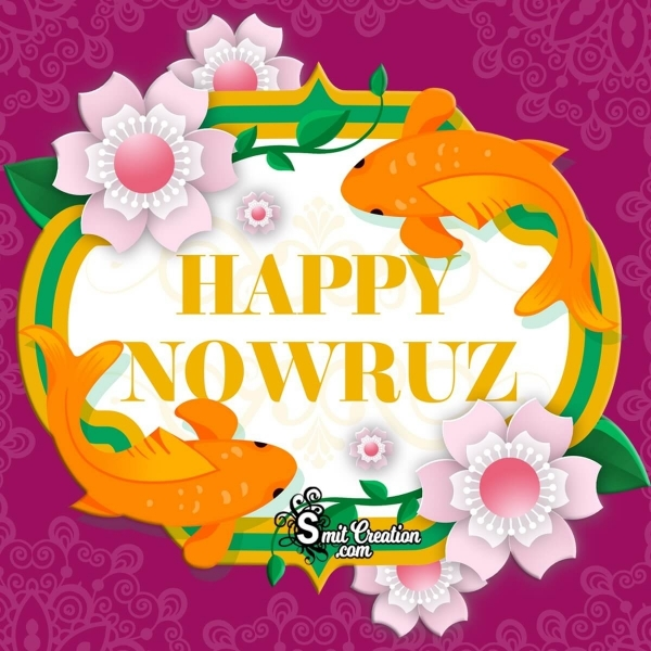Happy Nowruz Greeting