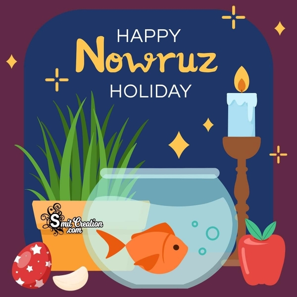 Happy Nowruz Holiday