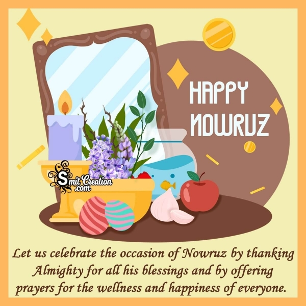 Happy Nowruz To You