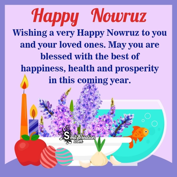 Happy Nowruz Messages