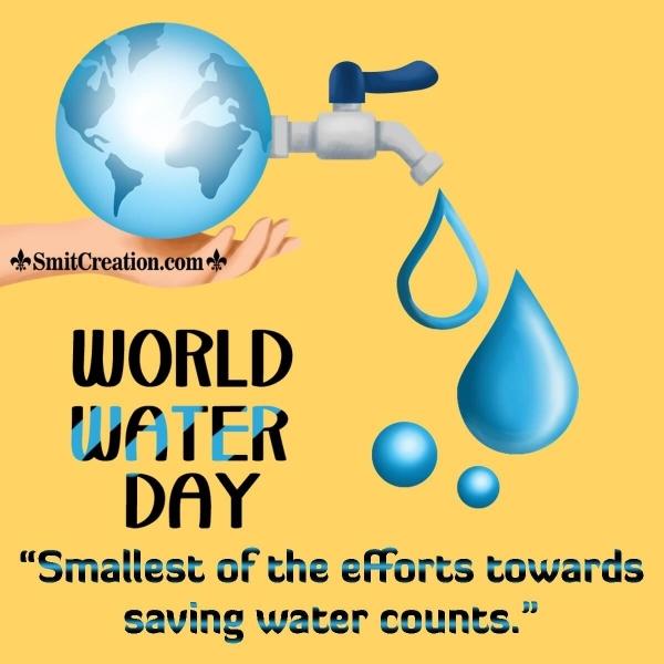 Best Slogans on Saving Water