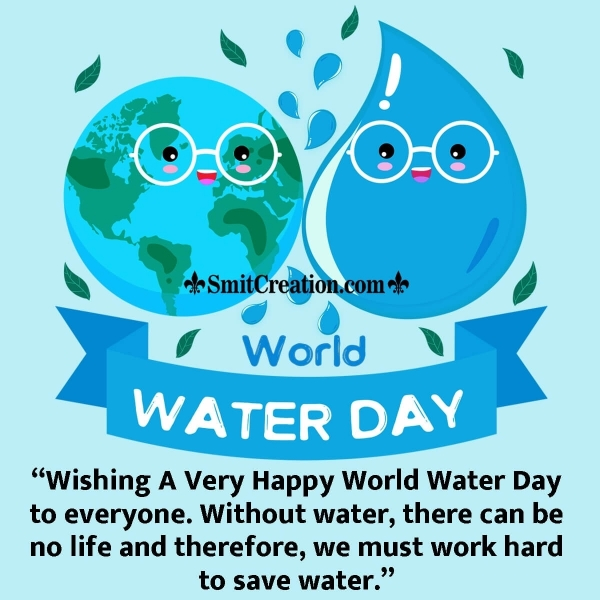 World Water Day Messages