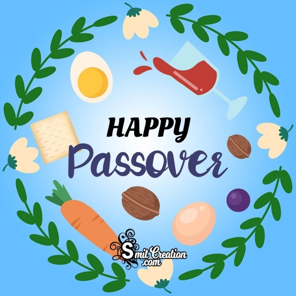 Happy Passover Image
