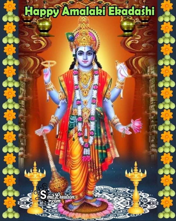 Happy Amalaki Ekadashi Image
