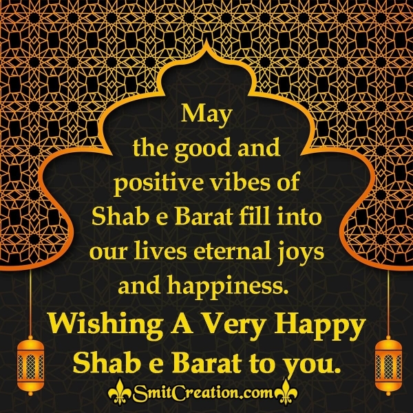 Shab e Barat Forgiveness Messages
