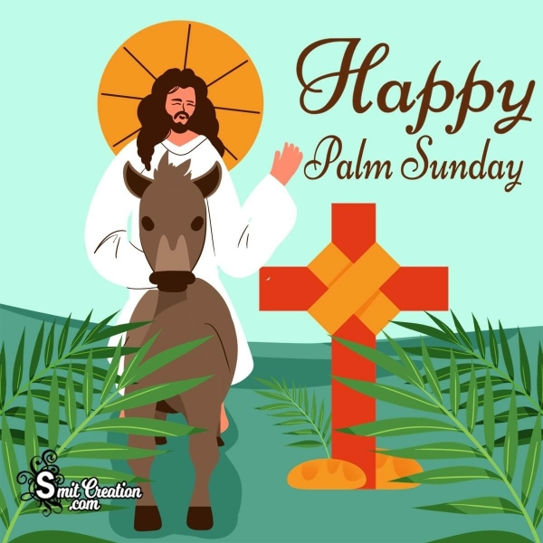 Happy Palm Sunday Picture