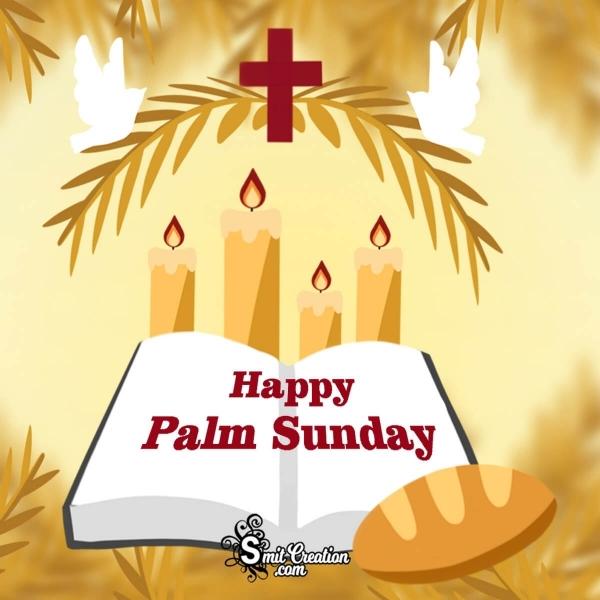 Happy Palm Sunday Pic
