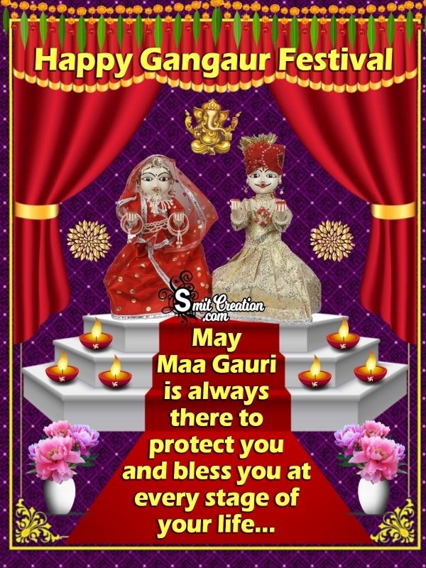 Happy Gangaur Messages