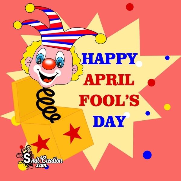 Happy April Fool's Day Image