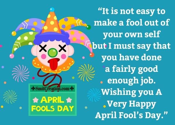 April Fools Day Messages