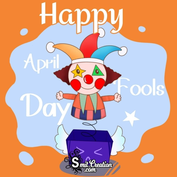 Happy April Fool's Day For Whatsapp