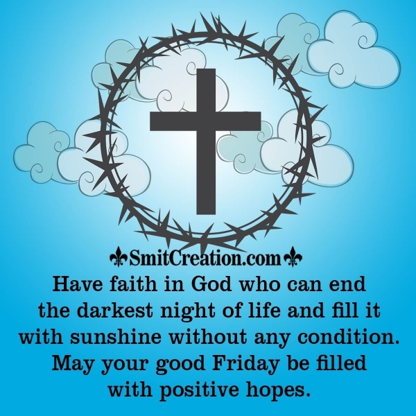 Good Friday Wishes Messages For Colleagues