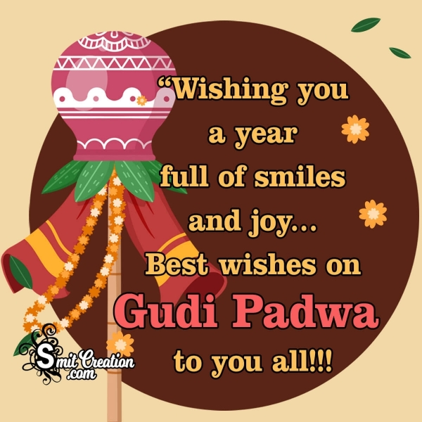 Best Whatsapp Wishes On Gudi Padwa