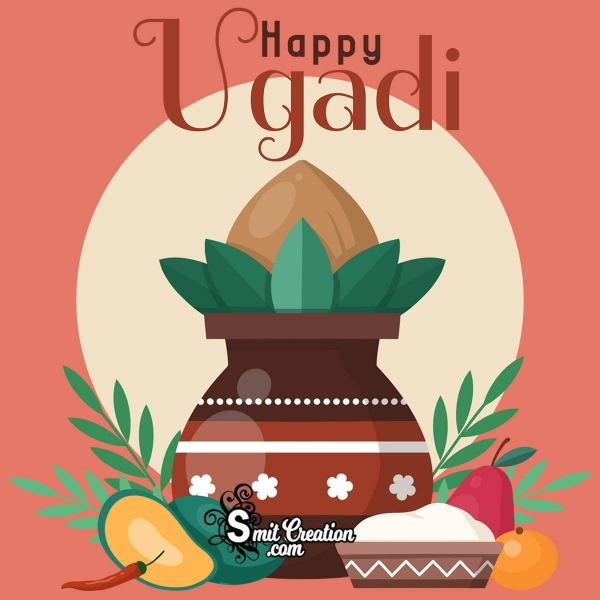 Happy Ugadi Image