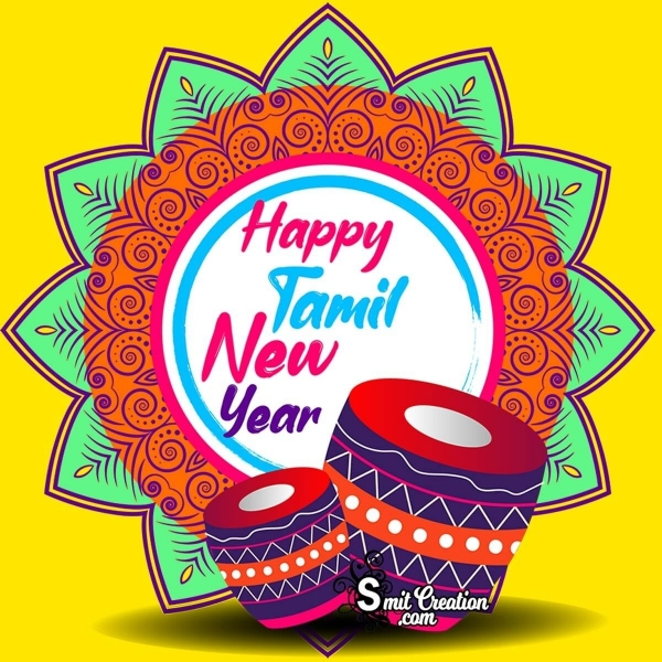 Happy Tamil New Year Pic