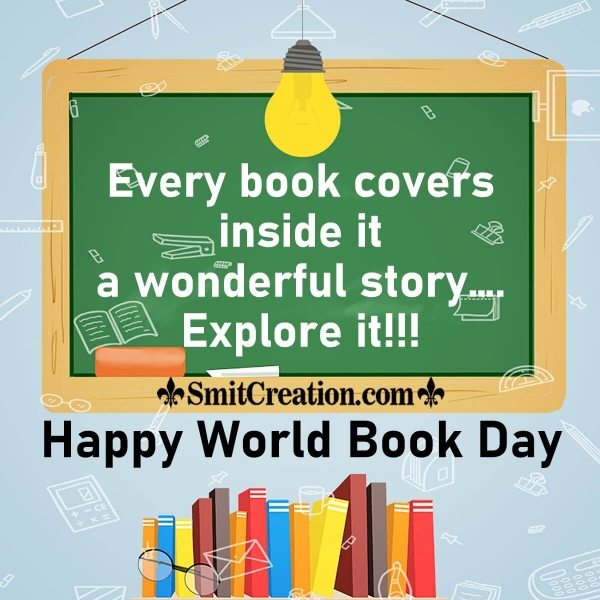Best Wishes On World Book Day