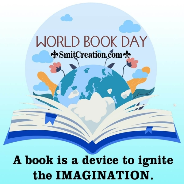 World Book Day Quote