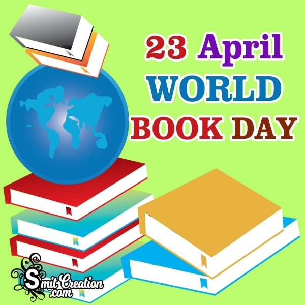 23 April World Book Day
