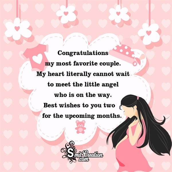 Congratulations For Baby Shower