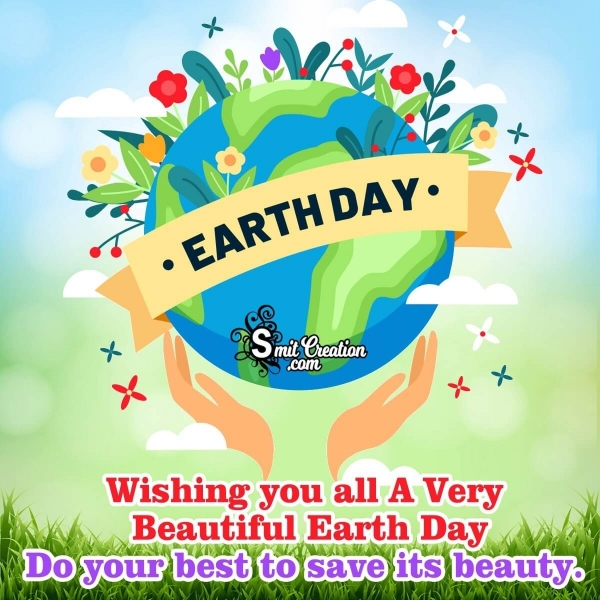 Happy Earth Day Wishes