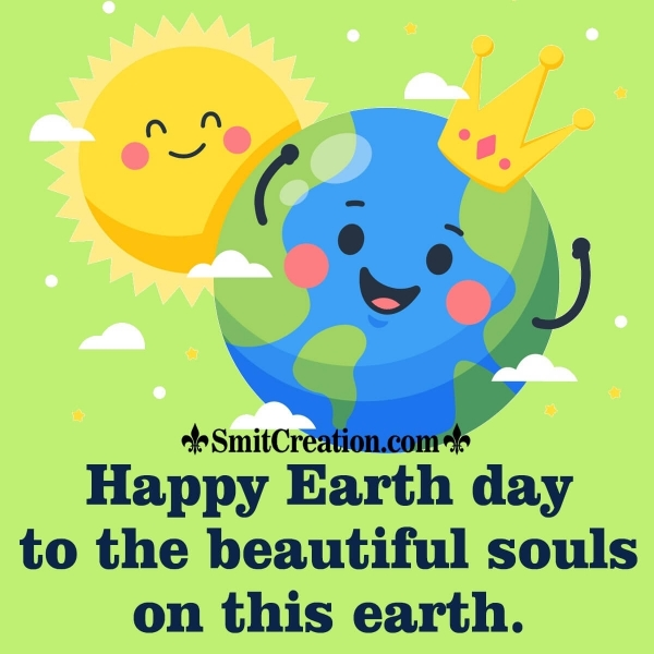 Happy Earth Day Wish Image