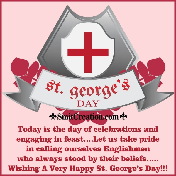 St. George's Day Messages